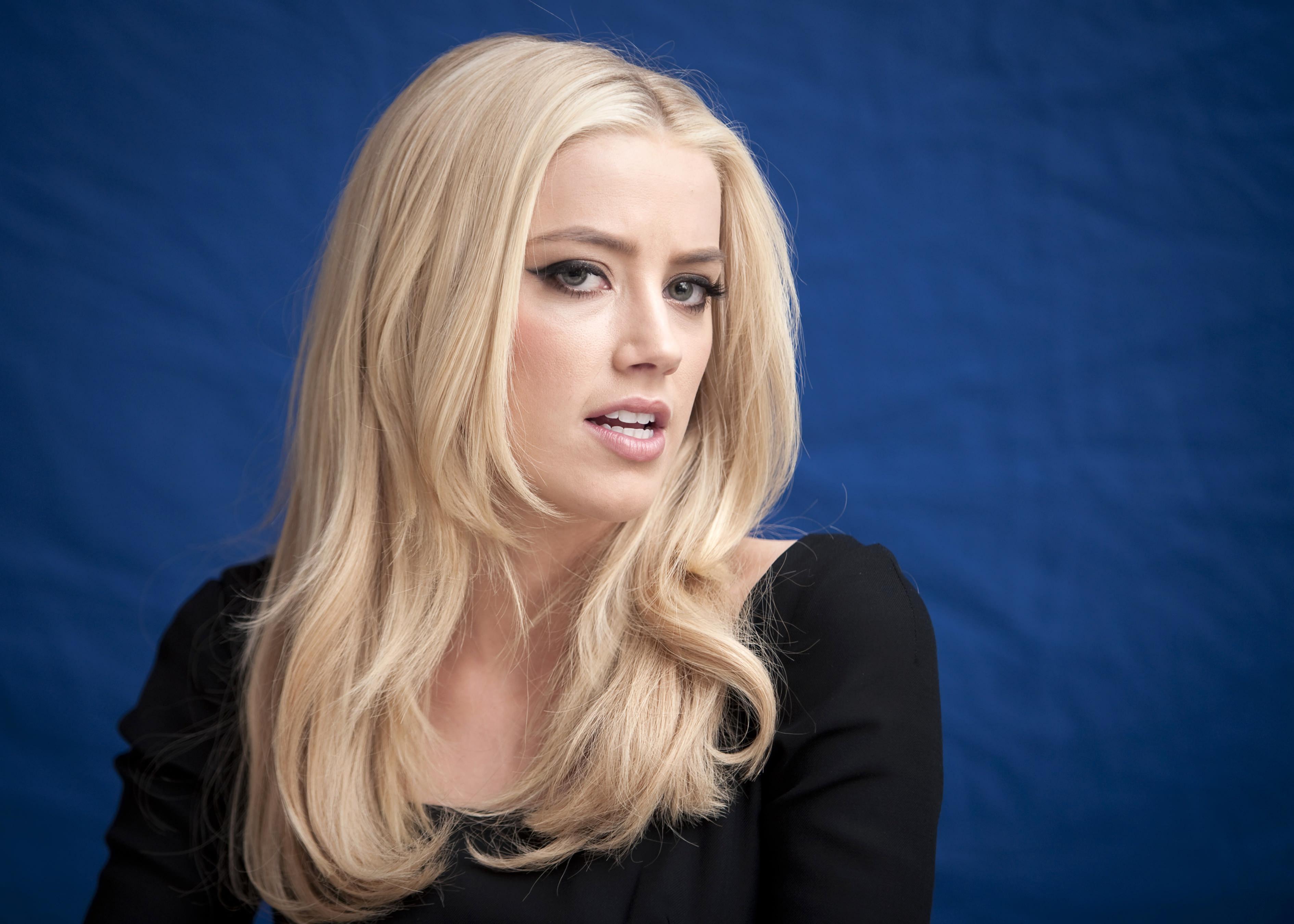 Amber Heard - Interview