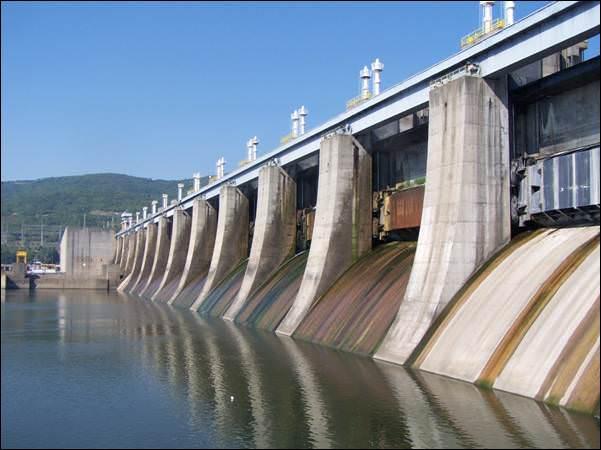 Hidrocentrala-Portile-de-Fier
